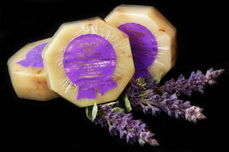 Pack of 3 Wild Lavender Soap