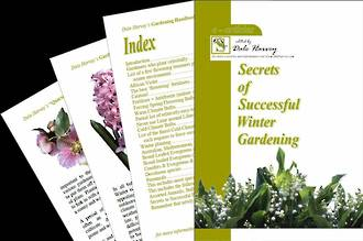 Secrets of Successful Winter Gardening